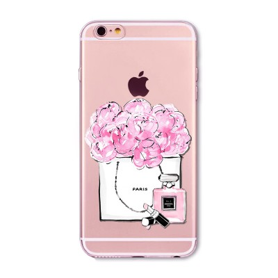 "Husa iPhone 6 / 6S ""PARIS JE'TAIME"""
