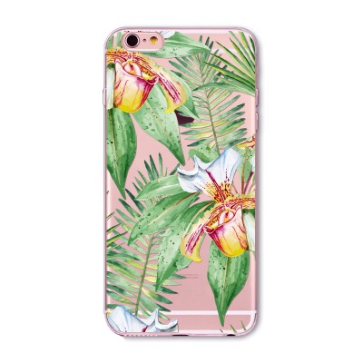 "Husa iPhone 6 / 6S ""ISLAND FLOWERS"""