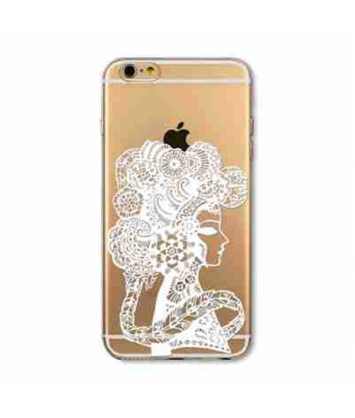 "Husa iPhone 6 / 6S ""HENNA QUEEN"""