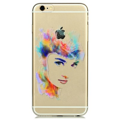 "Husa iPhone 6 / 6S  ""The Audrey Hepburn Colors"""