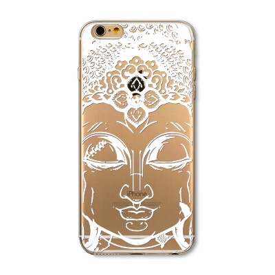 "Husa iPhone 6 / 6S ""BUDDHA HEAD"""