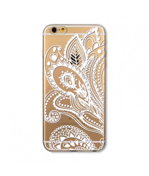 "Husa iPhone 6 / 6S ""HENNA LEAF"""
