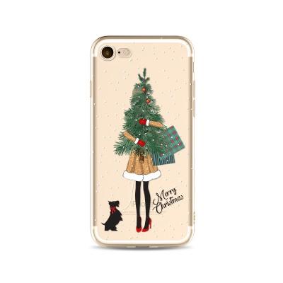 "Husa iPhone 7 / iPhone 8 ""A CHRISTMAS TREE"""