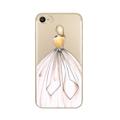 Husa iPhone BUTTERFLY DRESS