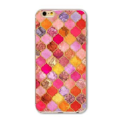 Husa iPhone 7Plus / iPhone 8Plus Plastic Dur WARM COLORS