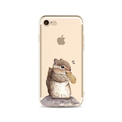 """Husa iPhone 7 / iPhone 8 """"CUTE SQUIRREL"""""""